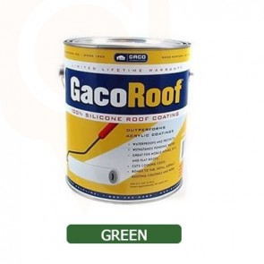 Gaco Roofing Repair One Gallon GREEN