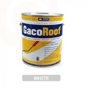 Gaco Roofing Repair One Gallon WHITE