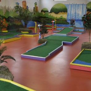 Indoor Golf