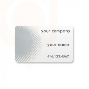 Business Cards Black and White