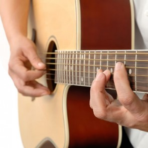 Adult Group Guitar Classes