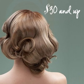 Women and Men Hair Styling