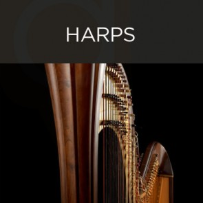 Hand Crafted Harps