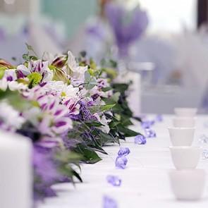 Wedding Head Table Dressings