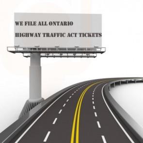 Highway Traffic Tickets