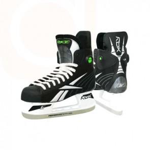 Hockey - Reebok 4K Jr. Pump Ice Hockey Skates