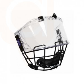 Hockey - Bauer 920 Deluxe Combo Full Facial Protector
