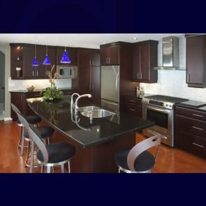 Custom Design Kitchen and Bathroom