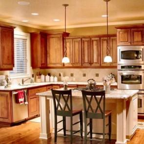 Carpentry Kitchen Remodeling
