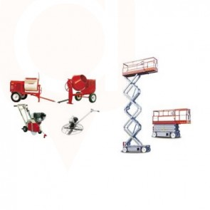 Elevated Work Platforms Rentals