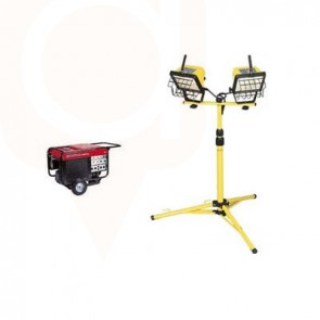 Generators  Portable Lighting Rentals and Sales