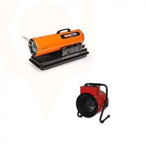 Construction Heaters, Fans, Vacuums Rentals and Sales