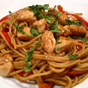 Lo Mein or Chow Mein