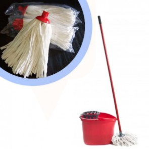 Micro-Magic Mop Heads - Chemical Free Cleaning Supplies