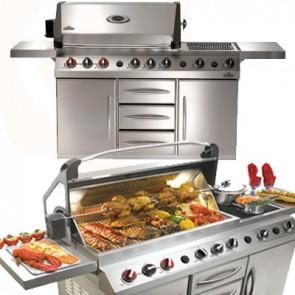 Gas  BBQ  Prestige V: PF600