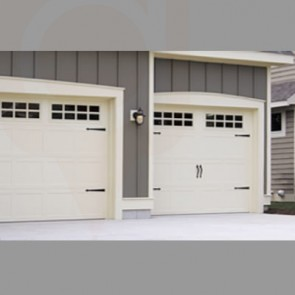 5283 - Steel Garage Door Carriage House