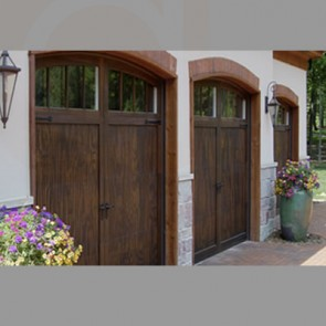 5400 - Wood Face Garage Door