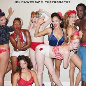 The Naughty Nutcracker - Love Letters Cabaret