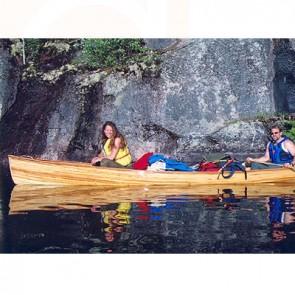 """Cedar Canoe - Quetico  18' 4"""""""