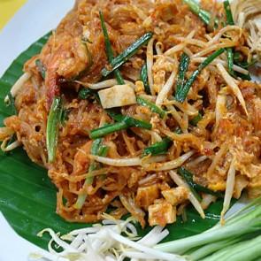 Pad Thai - Noodle Entrees