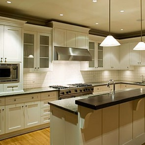 Custom Kitchen & Bathroom - Design & Installation