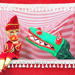 Portable Puppet Theatres