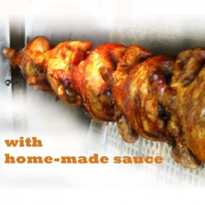 Portuguese BBQ Chicken (Churrasco Chicken)