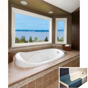 Resurfacing Bathroom Tubs