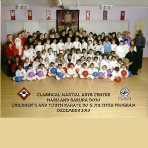Kids Karate Do and  Kids Jiu Jitsu