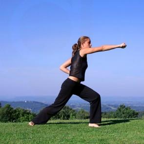 Self Defense - Taekwondo Martial Arts