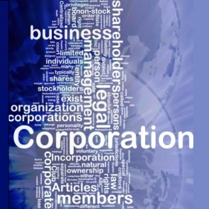 Corporate Structures Shareholders
