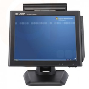 POS PC Terminal Sharp All In One