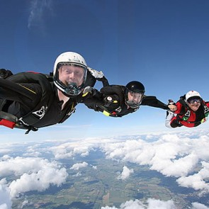Skydiving Excursions
