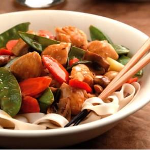 Stir Fry Vegetable (w/ Garlic)