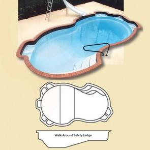 Cozumel Swimming Pool - Large