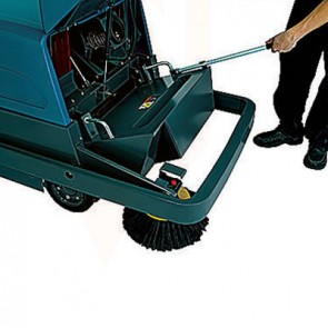 Floor Sweep for Cleanups