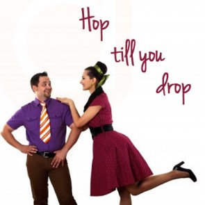 Swing Private Dance Lessons