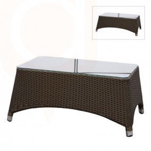 Patio Furniture Tables - Dunes Coffee Table