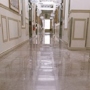 Terrazzo Flooring  Design and Installation