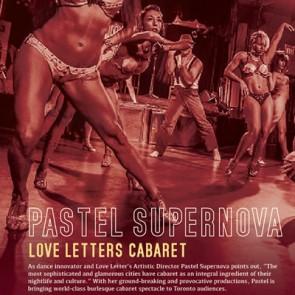 The Bacchanal - Love Letters Cabaret