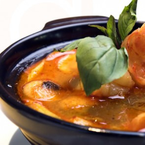 Tom Yum Kai, Koong or Pla - Appetizers / Soups