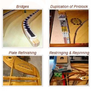 Piano Restoration PIano Rebuilding