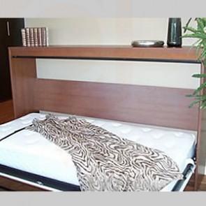 Walnut Side Tilt Murphy Bed