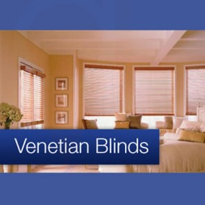 Venetian Blinds and Installation