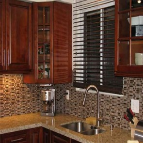 Kitchen Cabinets - Walnut