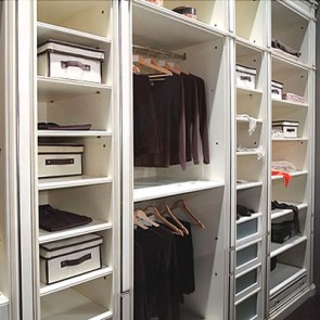 Custom Made Fitted Wardrobes