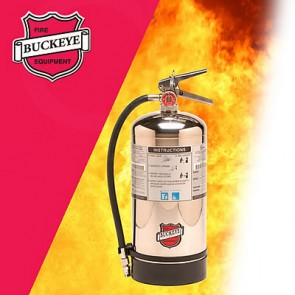 Wet Chemical - Class K - Fire Extinguishers