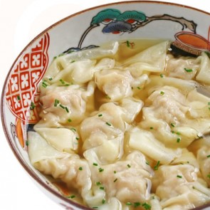 Traditional Wonton Soup